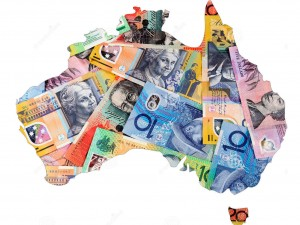 Australian economy on the world stage