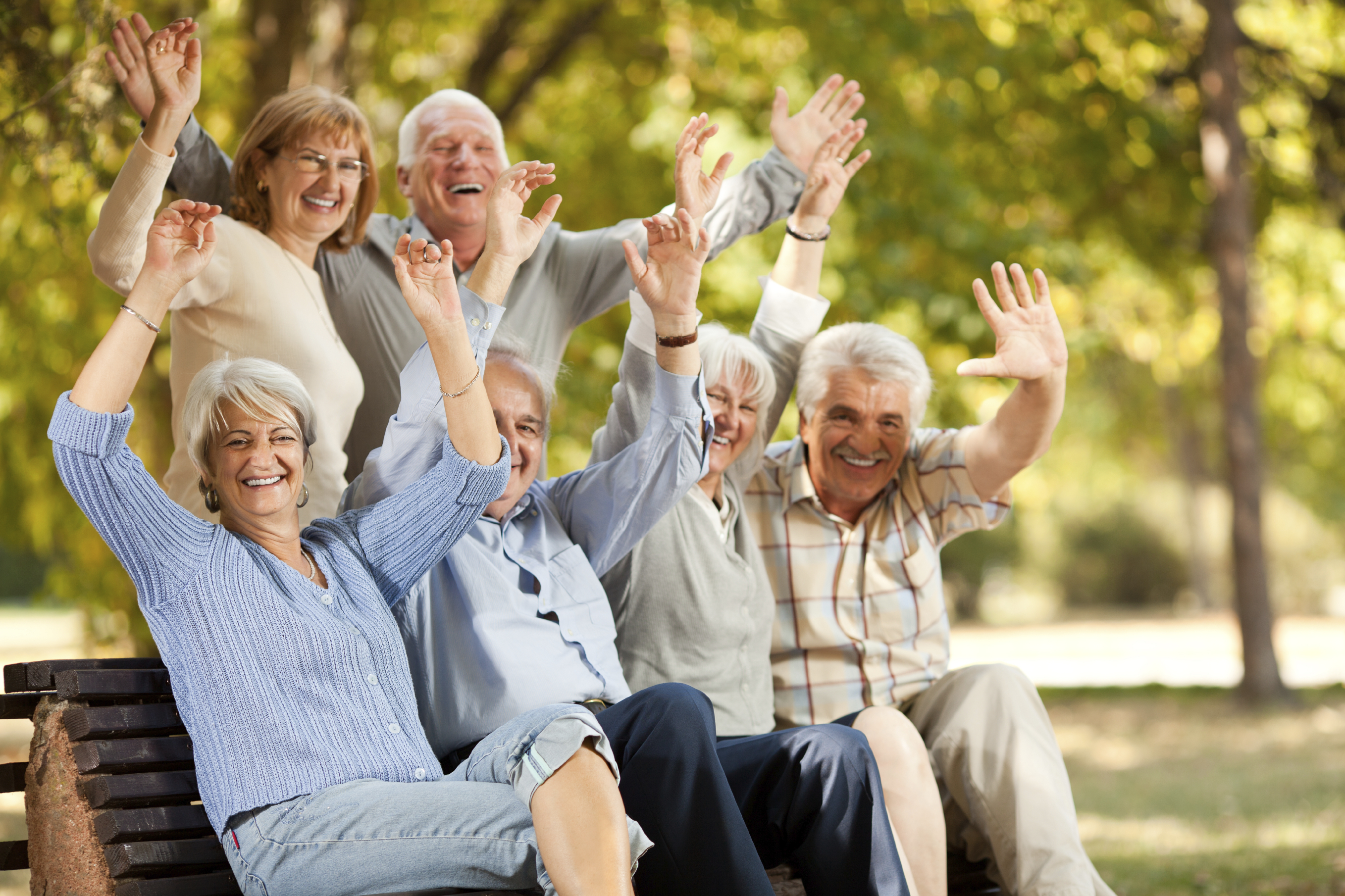 Where To Meet Seniors In London No Pay