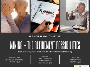 Mining – The Retirement Possibilities